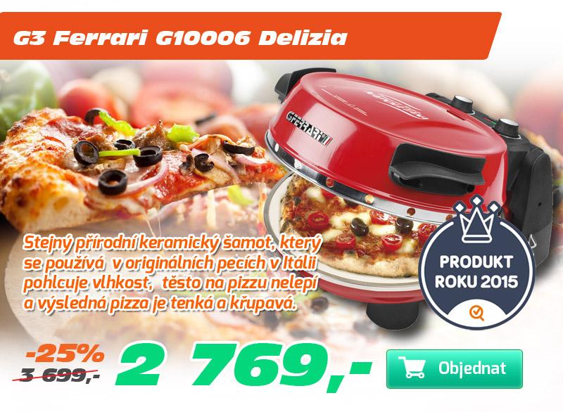 Pec na pizzu G3 Ferrari G100006